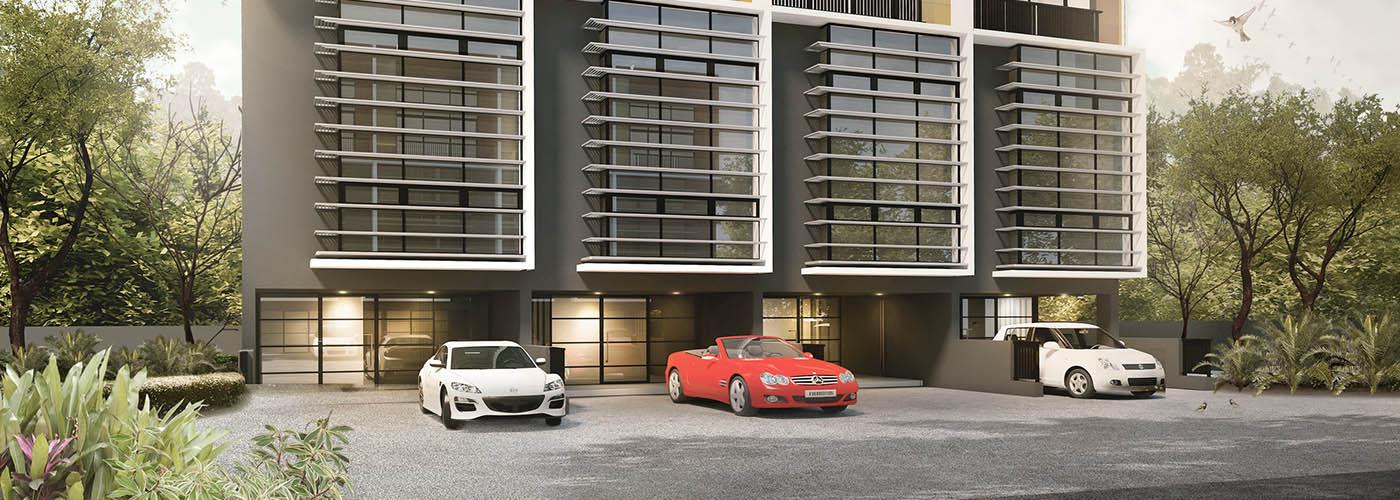 โครงการ The Primary 101 Office Building ทาวน์โฮม ลาดพร้าว ราคาพิเศษเริ่มต้น 7.90 ล้านบาท