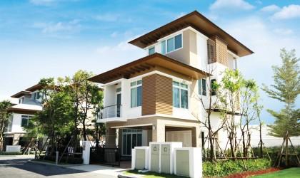 บ้านเดี่ยว 3 ชั้น 4 ห้องนอน 4 ห้องน้ำ รัชดา-รามอินทรา